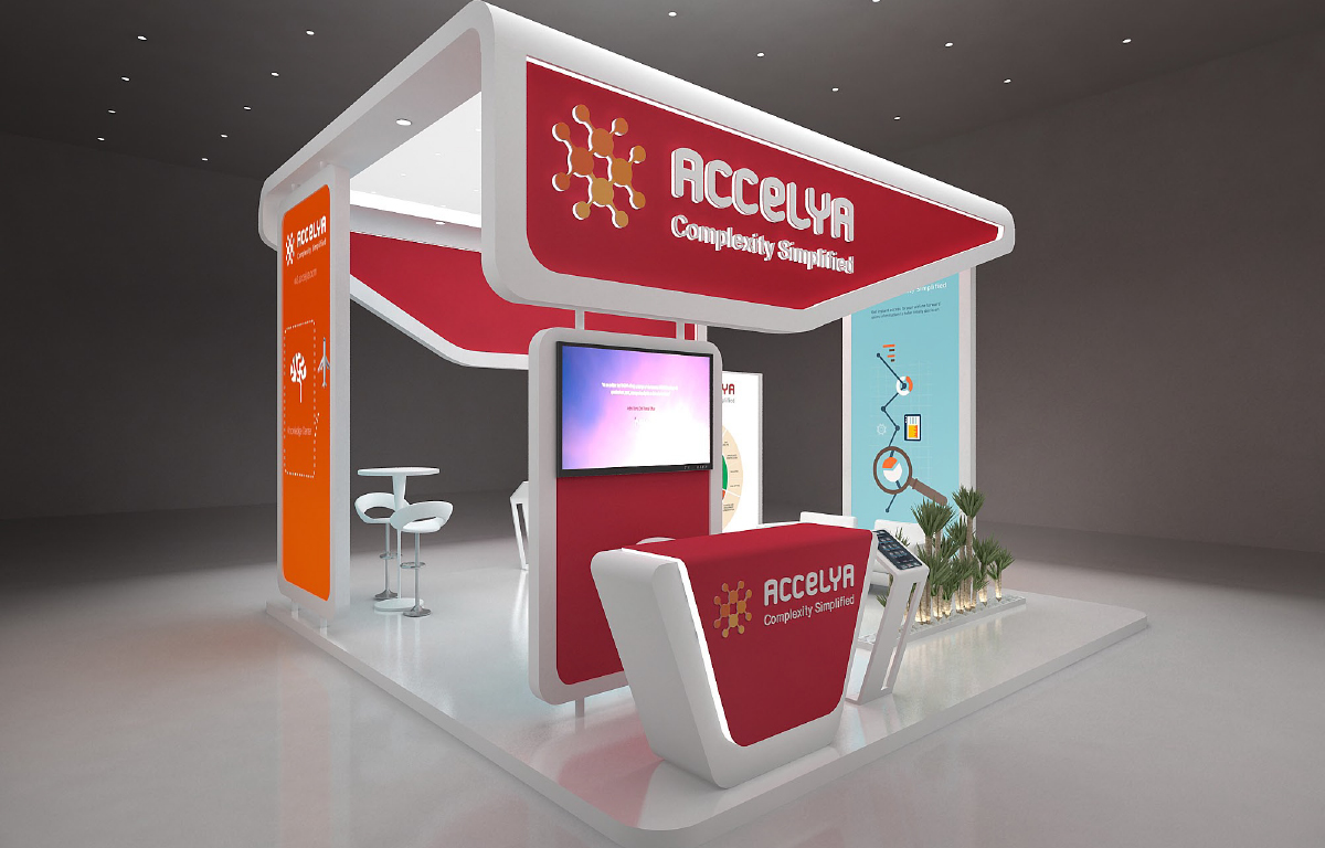 Exhibition Stand Types : An overview of the different types exhibition stands