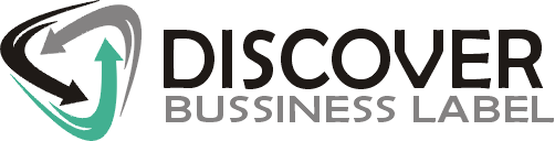Discover Business Label
